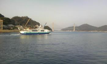 そよかぜ 呼子-小川島 定期船
