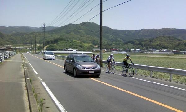 自転車集団