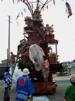 小川島祇園祭