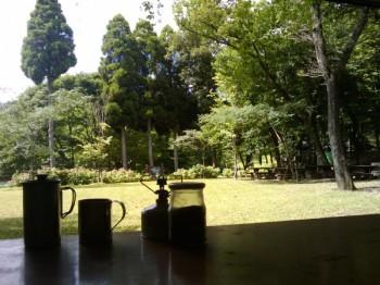 北山ダムキャンプ場