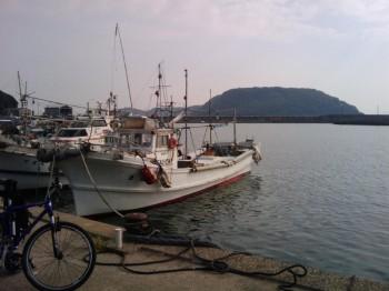 湊 奥の島は、神集島