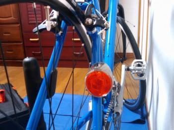 自転車製作No7 テールランプ