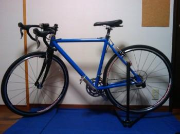自転車製作No8 完成