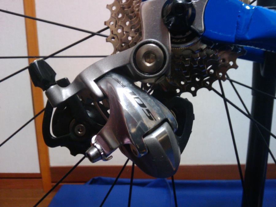 自転車製作No4-部品到着第 ...