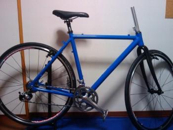 自転車製作No4