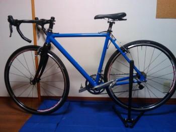自転車製作No6