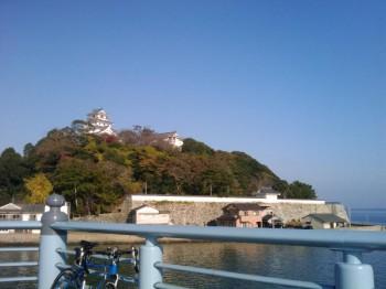 自転車ツーリングNo20 唐津城