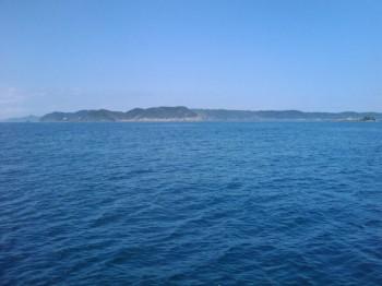 加唐島と松島、馬渡島